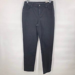 NWT-Chico's so slimming black jean